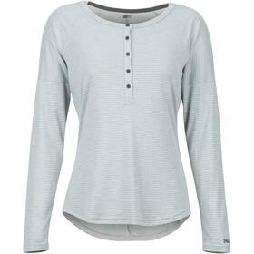 Marmot Jayne Naiset Pitkähihainen paita , harmaa